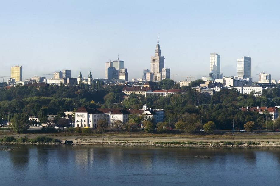 Ponad połowa polskiego PKB jest wytwarzana w 5 regionach