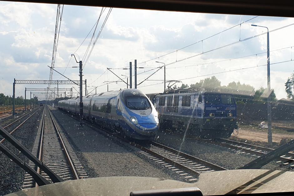 Z Warszawy do Krakowa koleją o 30 min. szybciej