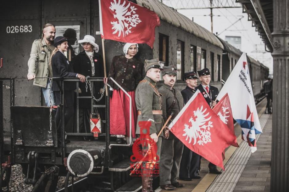 """Na wielkopolskie tory wyjadą """"Koleje wolności"""""""