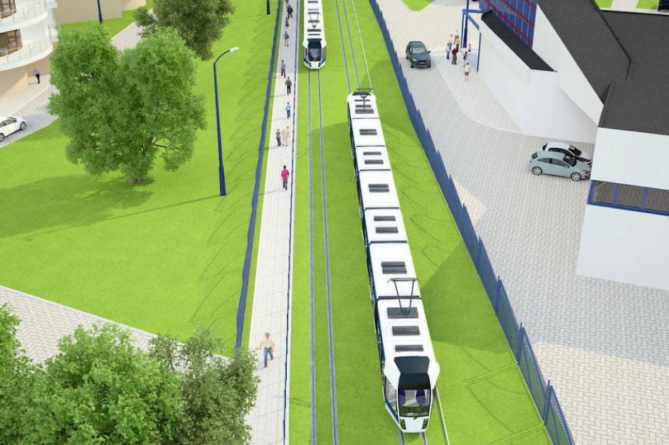 Kraków: W 2021 r. ma ruszyć budowa linii tramwajowej na Azory