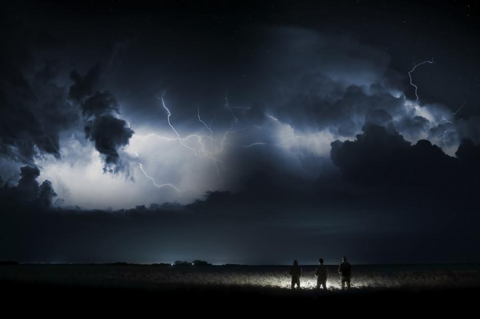 IMGW wydał ostrzeżenia pierwszego i drugiego stopnia przed burzami z gradem