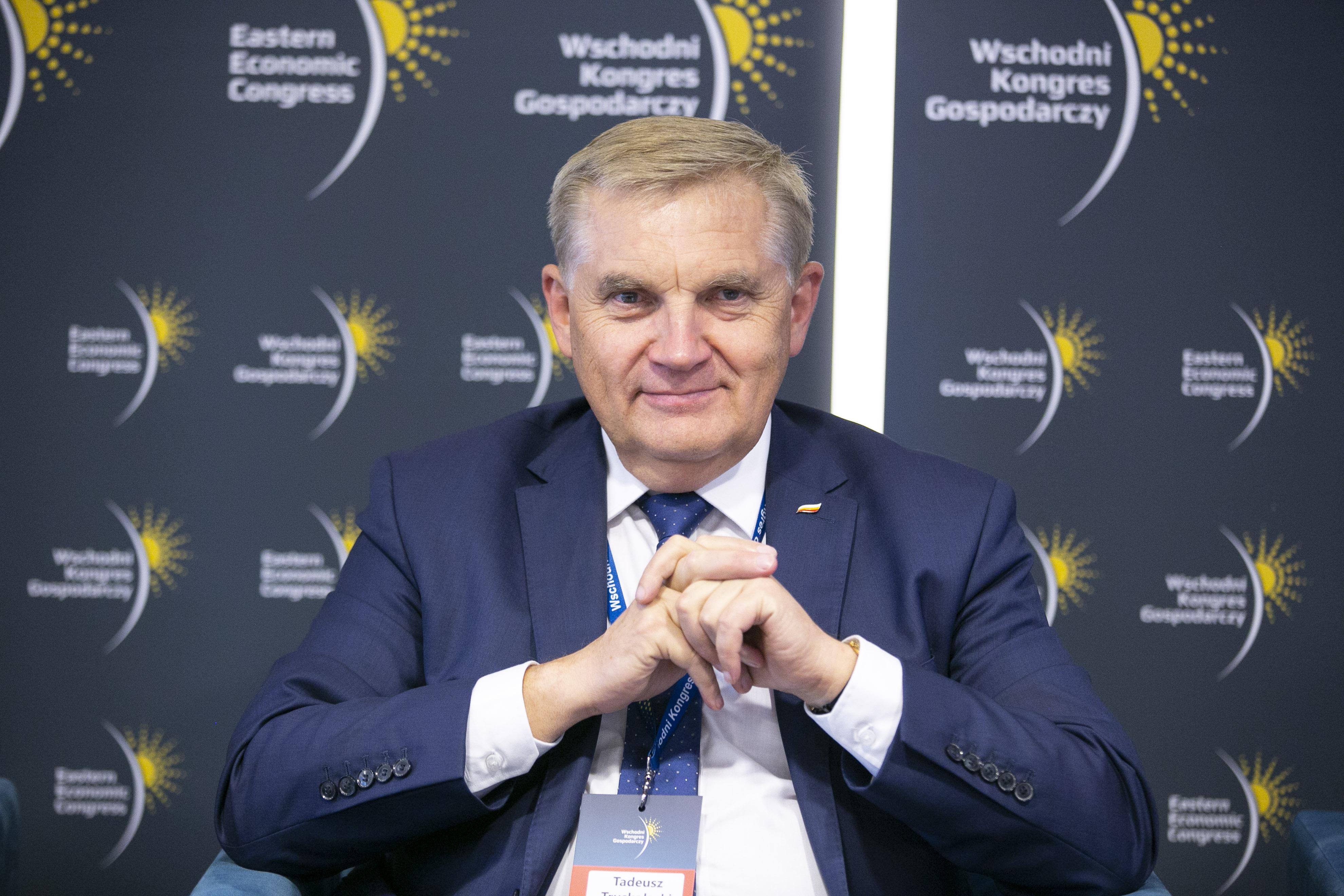 Tadeusz Truskolaski, prezydent Białegostoku (fot. PTWP)