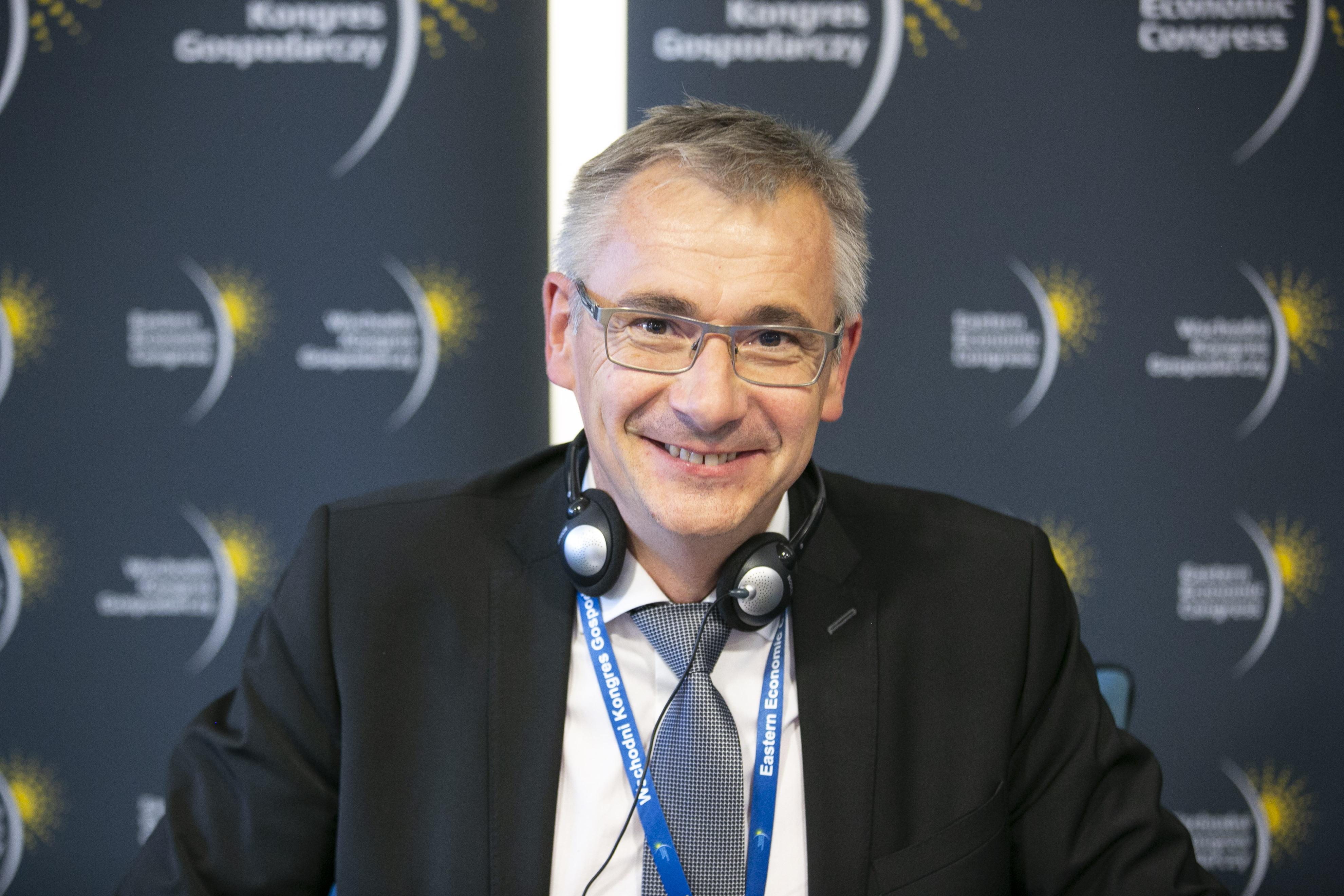 Werner Bumeder, wicestarosta powiatu Dingolfing-Landau (fot. PTWP)