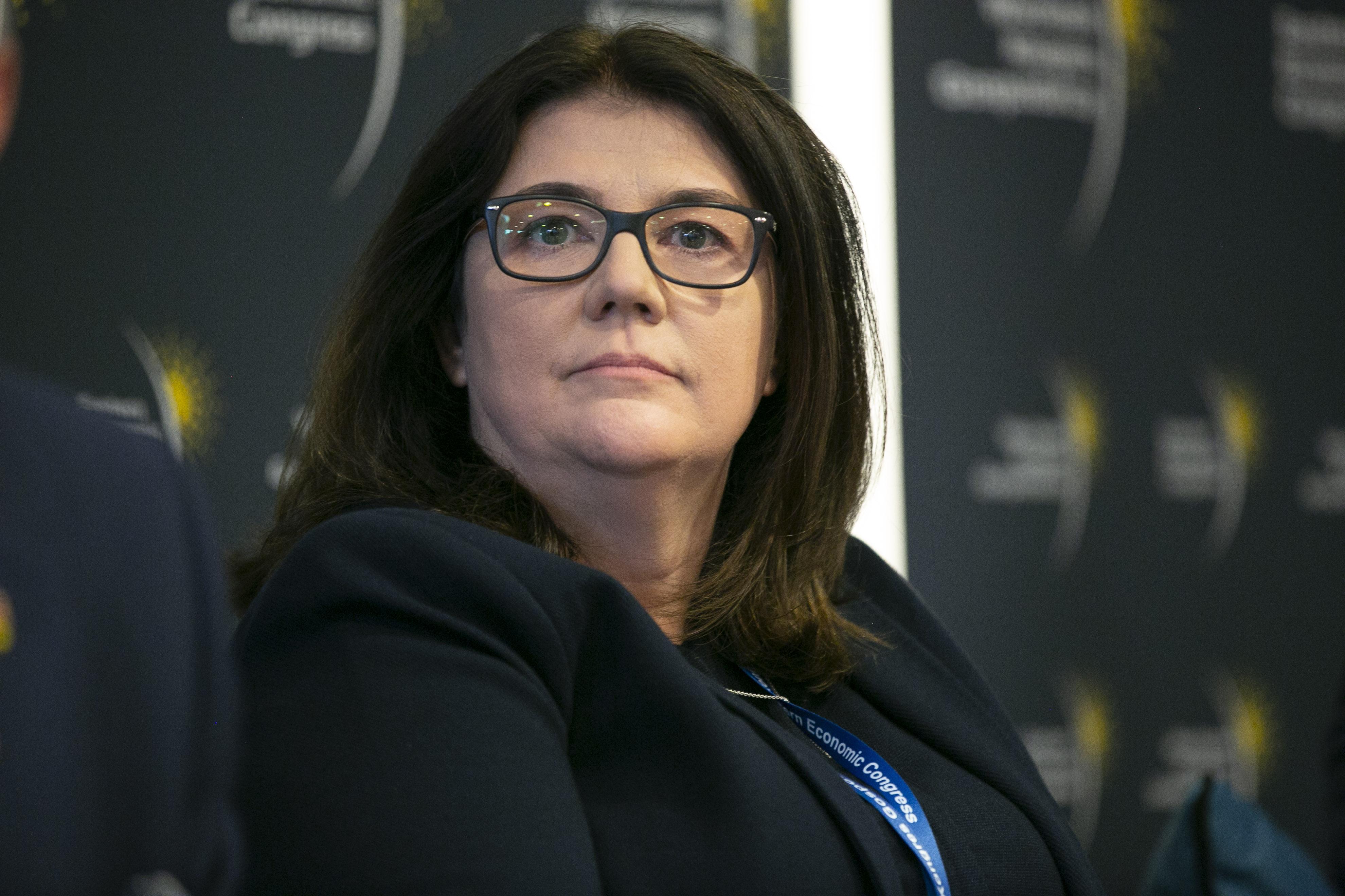 Marzena Rytel, dyrektor ds. infrastruktury w Zespole Doradztwa dla Sektora Publicznego PwC (fot. PTWP)