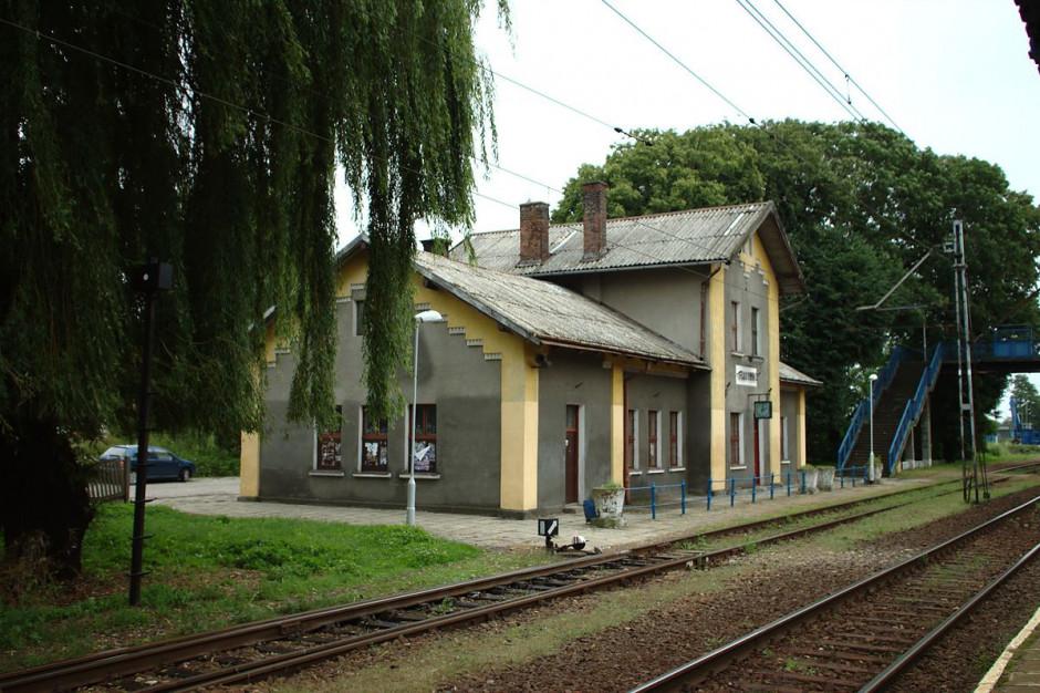 Zabytkowy dworzec w Radymnie czeka modernizacja