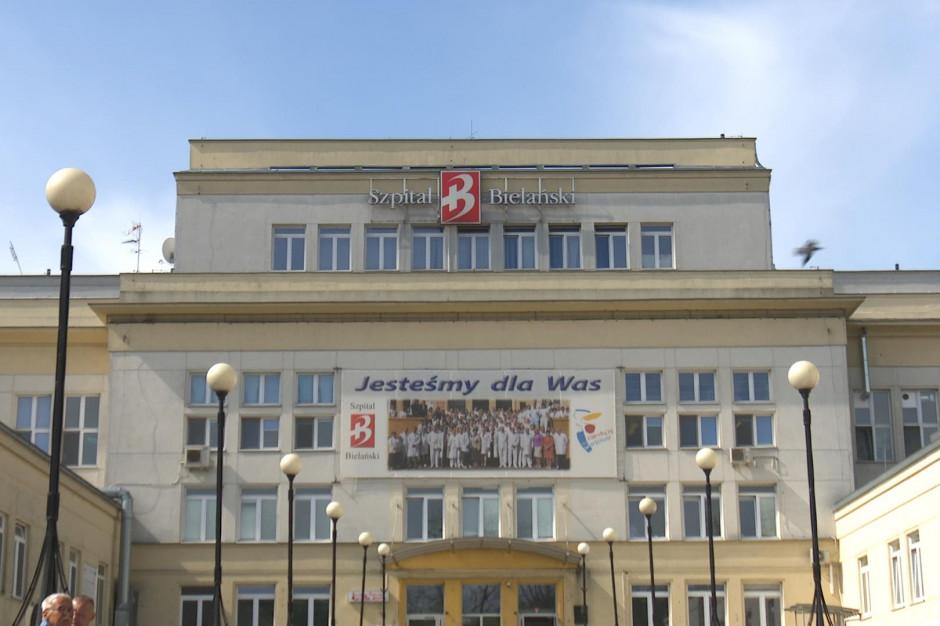Szpital Bielański zostanie rozbudowany