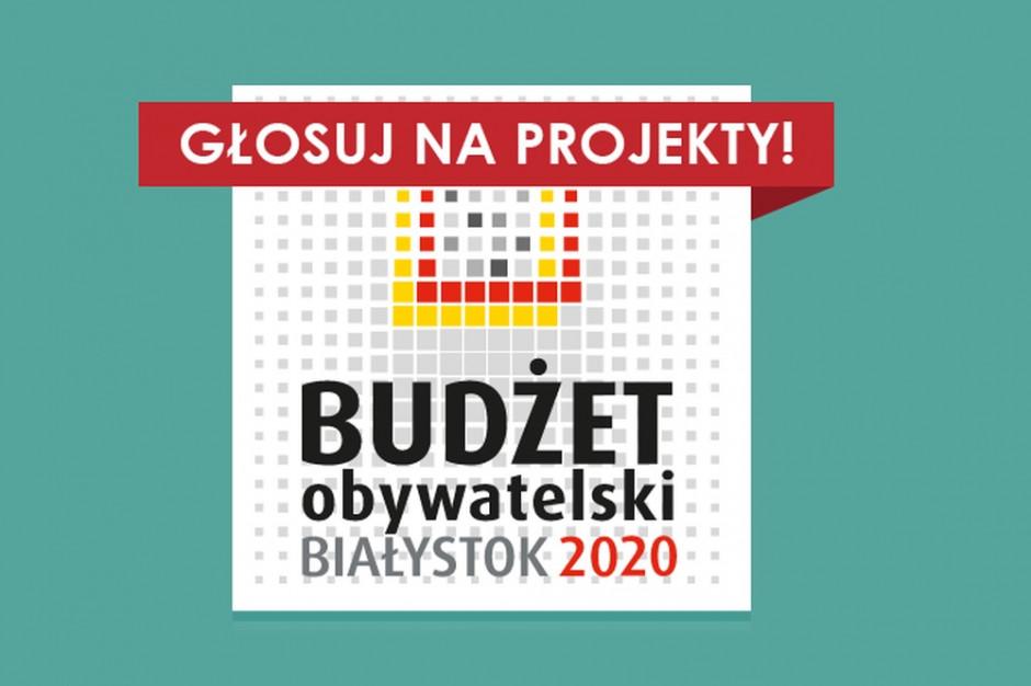 Białystok: Można głosować na projekty z budżetu obywatelskiego