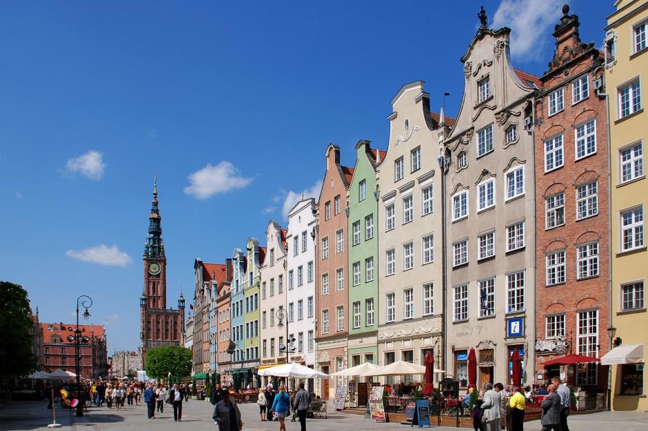 Gdańsk chce poprawić jakość zagospodarowania ulic