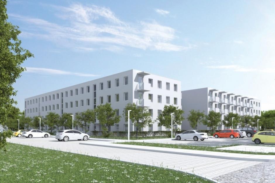Mieszkanie Plus: W Świdniku powstanie 108 mieszkań. Ruszyła budowa