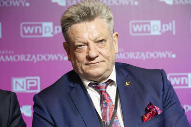 Marian Łyko prezes krakowskiego MPEC-u (fot.PTWP)