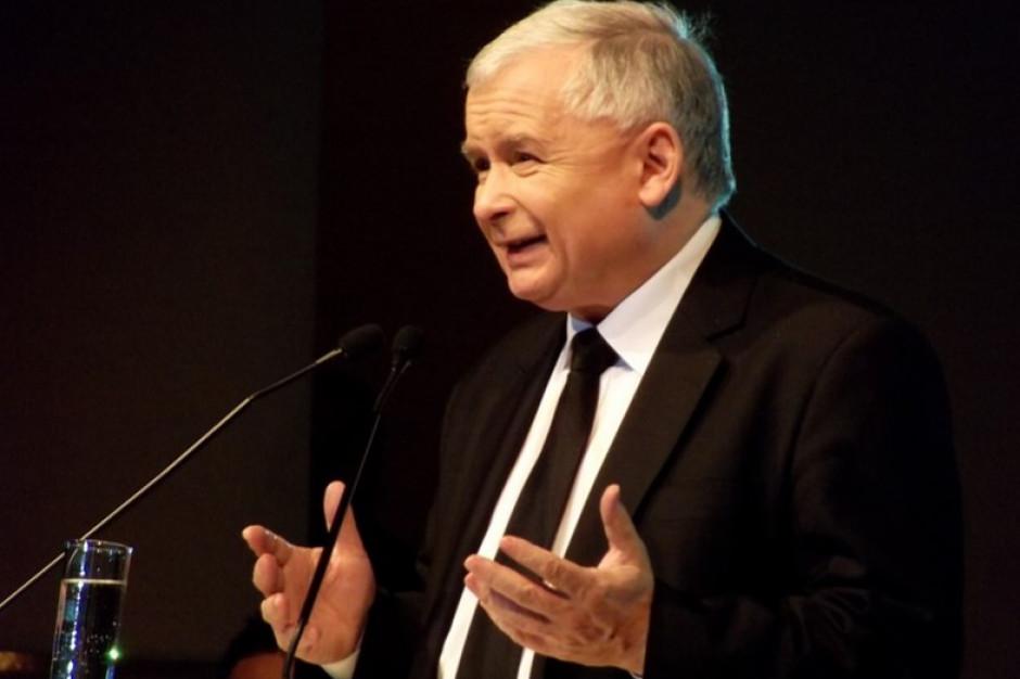 Kaczyński: nie chcemy ograniczać samorządów