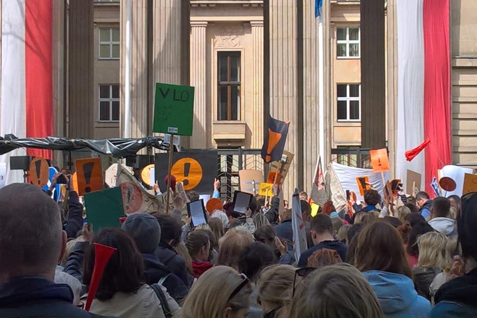 Protest nauczycieli przed wyborami? Małe szanse