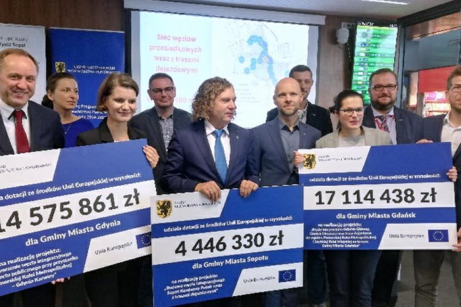 Prawie 80 mln zł więcej na pomorskie inwestycje. To dzięki zmianom kursu euro i złotówki