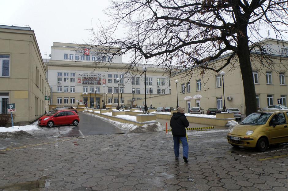 Warszawa: Szpital Bielański będzie większy, ratusz ogłosił przetarg