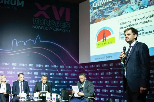 Wiceprezydent Gliwic Mariusz Śpiewok (fot. PTWP)