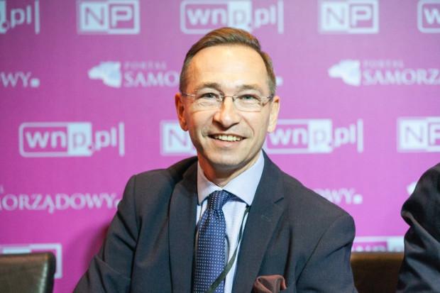 Maciej Bluj, wiceprezydent Wrocławia w latach 20017-2018, ekspert ds. smart city (fot.PTWP)