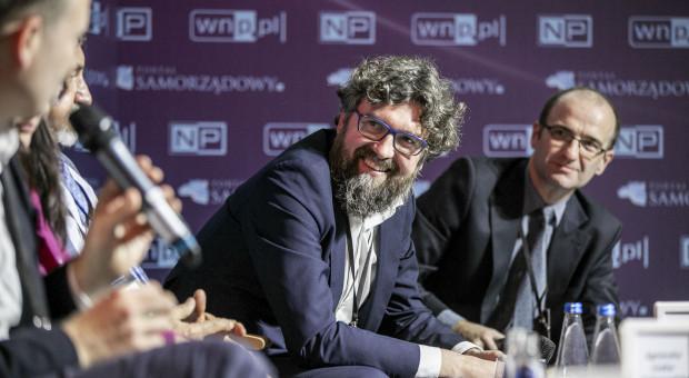 Piotr Woźny - prezes zarządu, Narodowy Fundusz Ochrony Środowiska i Gospodarki Wodnej (fot. PTWP)