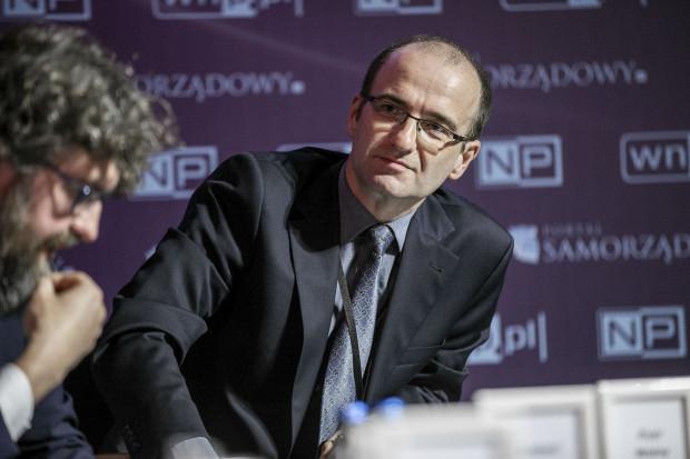 Michał Wroński - redaktor, PortalSamorzadowy.pl, WNP.PL (fot. PTWP)