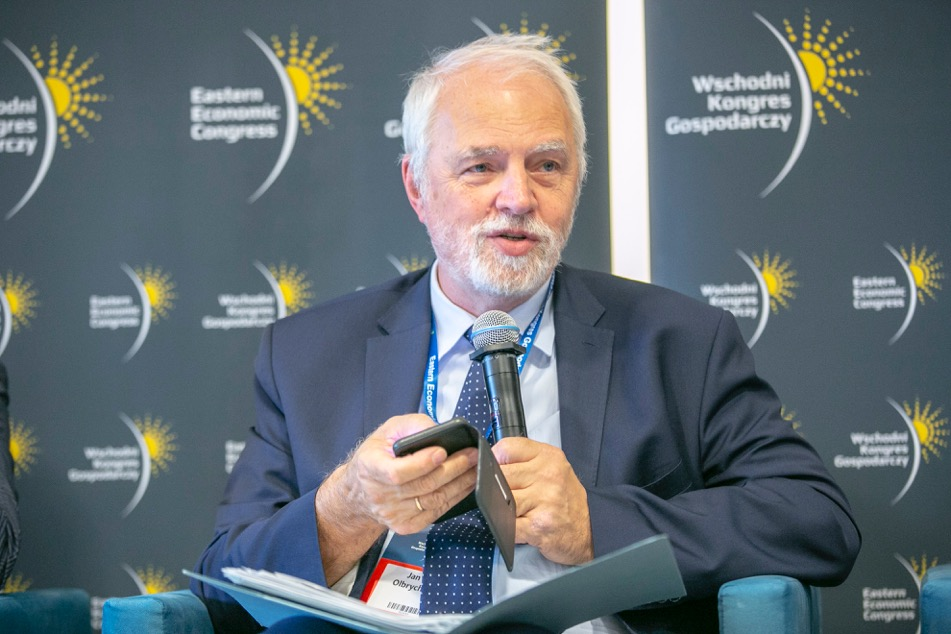 Jana Olbrychta, poseł do Parlamentu Europejskiego (fot. PTWP)