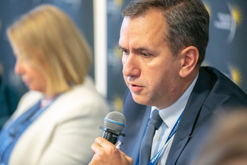 Sebastian Rynkiewicz, prezes Klastra Obróbki Metali (fot. PTWP)
