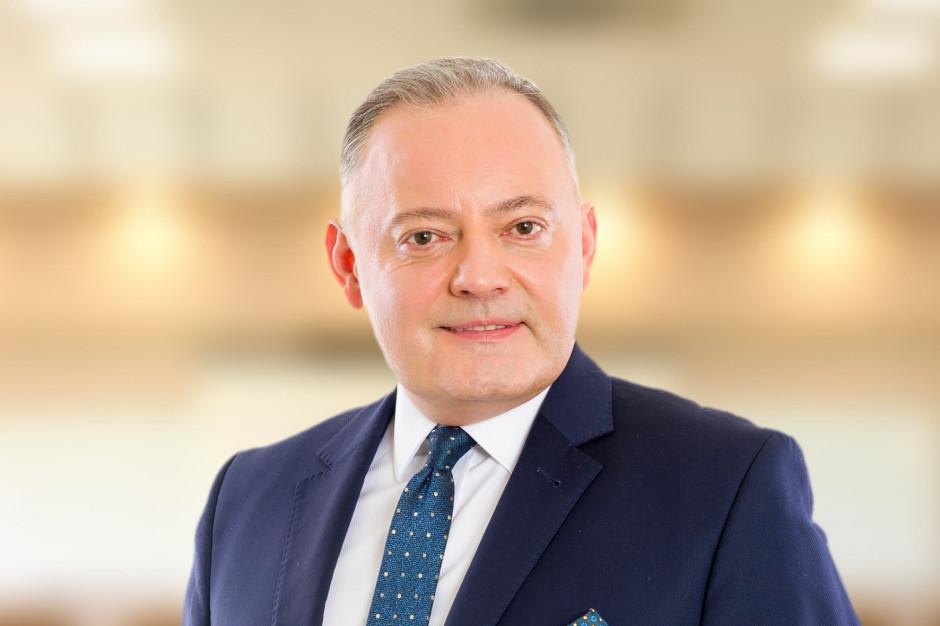 """Wojciech Dąbrowski - nowy prezes PGE zapowiada - """"zielony kierunek"""""""