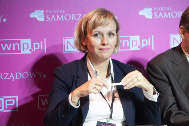 Katarzyna Błachowicz - wiceprezes, Centrum Kooperacji Recyklingu – non for profit system (fot.PTWP)