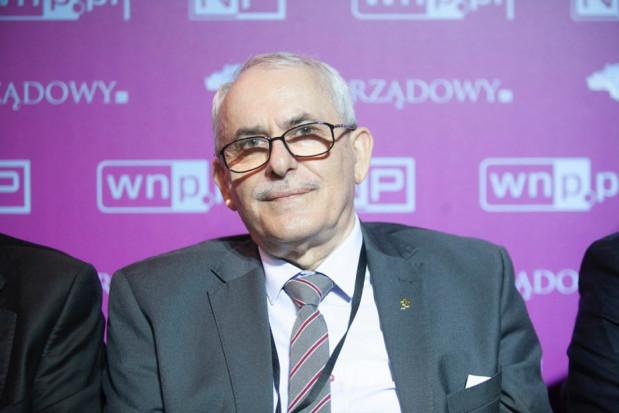 Wojciech Janka - prezes zarządu, Krajowe Forum Dyrektorów Zakładów Oczyszczania Miast (fot.PTWP)
