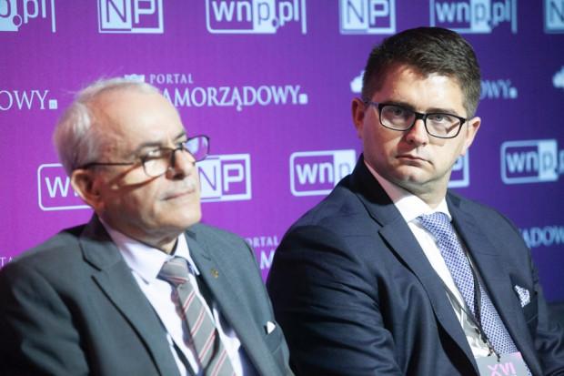Robert Kuczkowski - starszy inżynier ryzyka, PZU LAB (fot.PTWP)