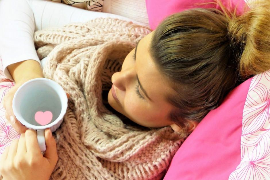 We wrześniu ponad 287 tys. zachorowań i podejrzeń zachorowań na grypę