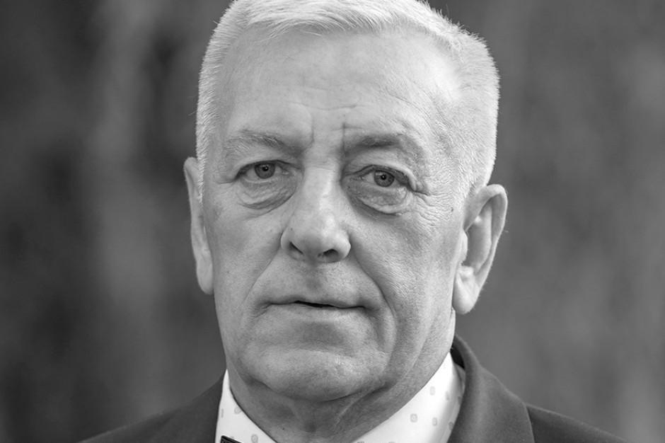 Zmarł Jan Krajnik, wieloletni radny Rady Miejskiej w Pelplinie