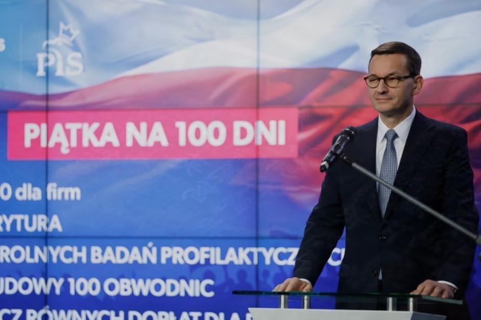 """Mateusz Morawiecki: """"to droga życia"""". S11 poprawi perspektywy gospodarcze Pomorza?"""