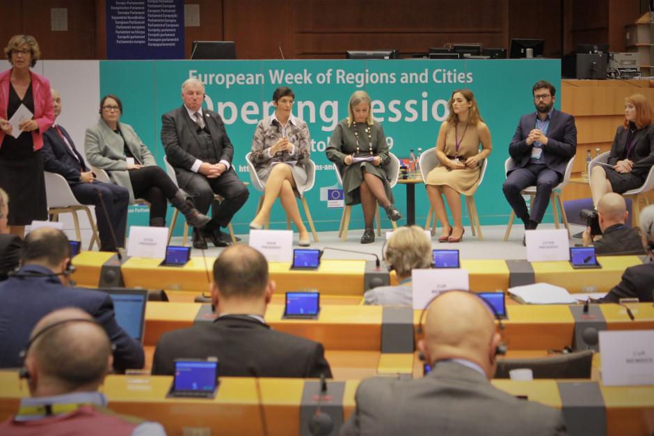 Europejski Kongres Regionów: Nikt nie zna mieszkańców Unii lepiej niż samorządowcy