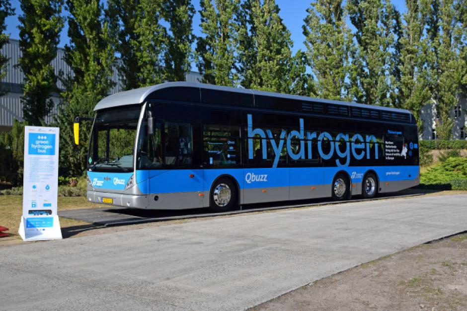 Metropolia będzie współpracować z Orlenem. Kupi autobusy na wodór?