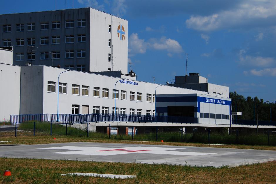 W szpitalu im. NMP w Częstochowie otwarto centrum urazowe
