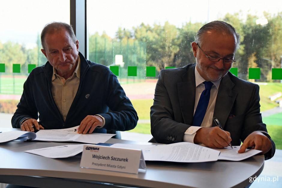 Gdynia: Potok Wiczliński zostanie zbudowany na nowo. Jest umowa z wykonawcą