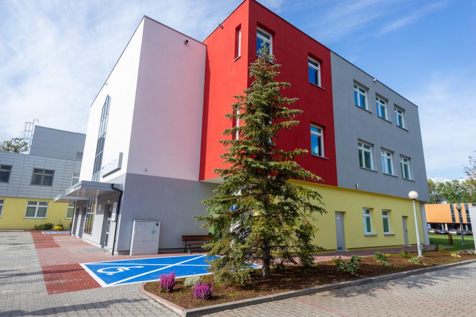 Przychodnia zdrowia na warszawskim Ursynowie już po rozbudowie