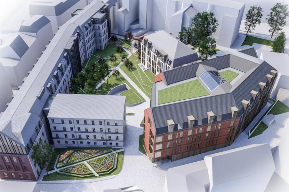 W Poznaniu ruszyła budowa największego w Polsce Centrum Senioralnego