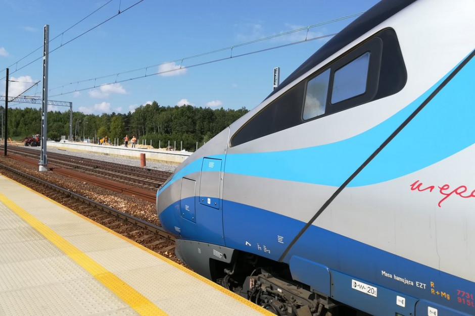 Jastrzębie-Zdrój odzyska dostęp do kolei. Dzięki inwestycji Centralnego Portu Komunikacyjnego