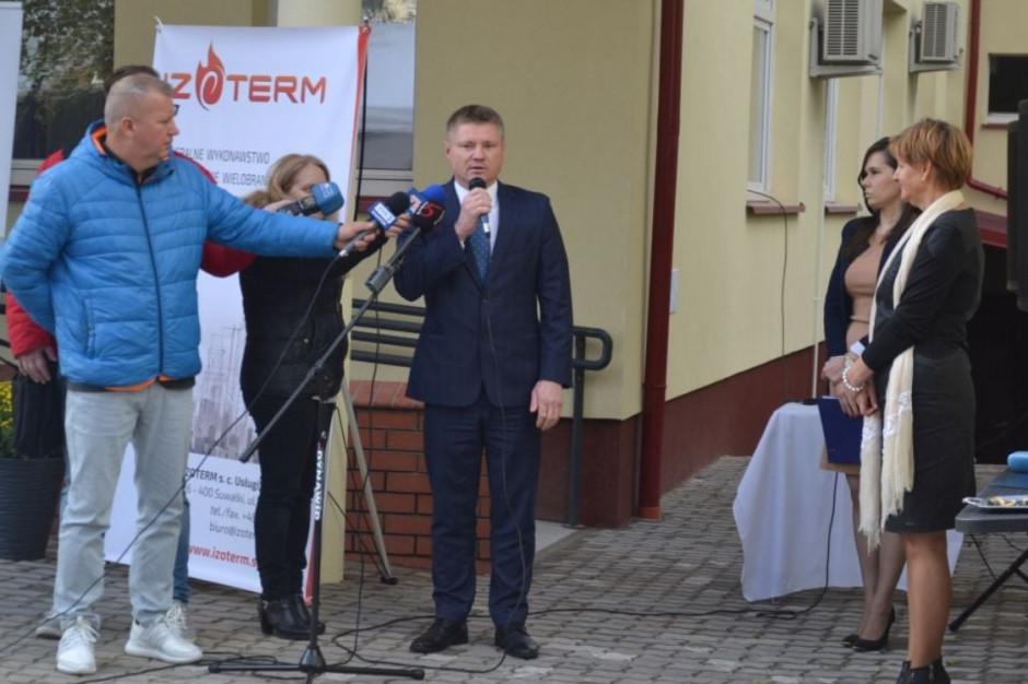 Ośrodek Rehabilitacji w Suwałkach rozbudowany za 7 mln zł. Placówka jest własnością samorządu