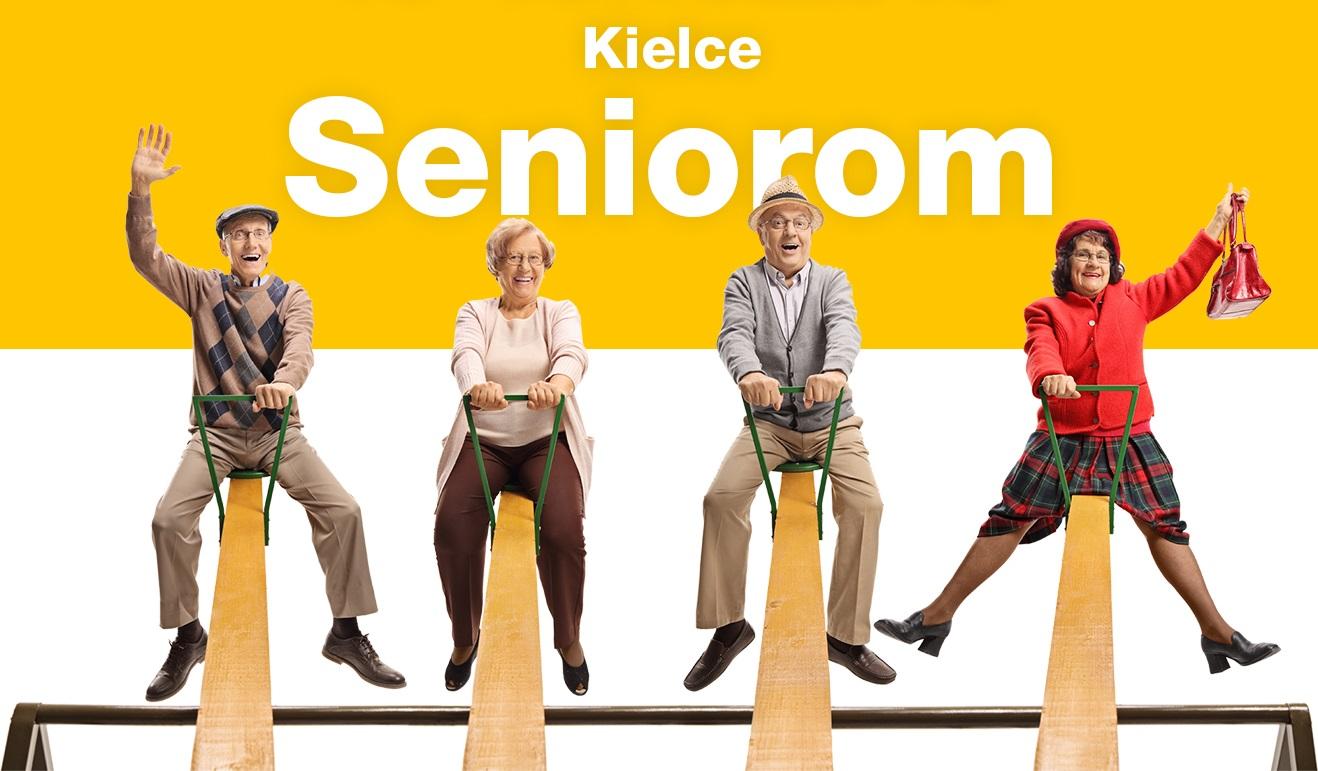 Grafika: Kielce Seniorom