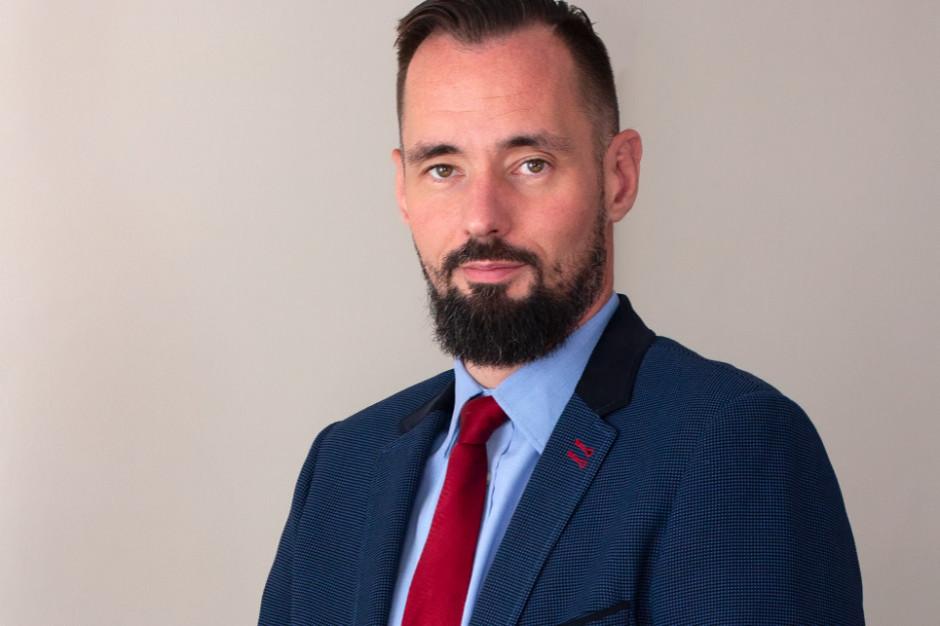 Adam Trzebinczyk nowym drugim wiceprezydentem Świętochłowic