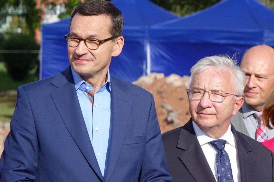 Kandydaci PiS z Kielc zachęcają do udziału w wyborach. Wśród nich samorządowcy