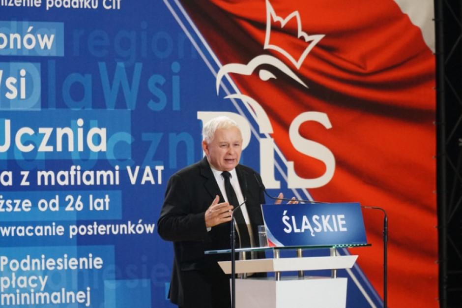 Kaczyński: Polacy muszą odpowiedzieć sobie na pytanie, czy żyje się im lepiej