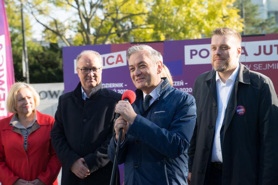 """""""Pensja startowa"""" w budżetówce jedną z obietnic na pierwszy rok działania Sejmu z Lewicą"""