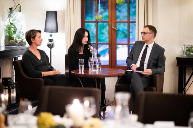 Pierwsze z cyklu spotkań biznesu z kulturą odbyło się 10 października w restauracji Villa Gardena w Parku Śląskim (fot.PTWP)