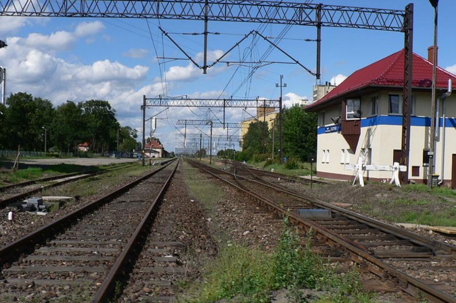 Remont dworca kolejowego w Olsztynku: 17 mln zł