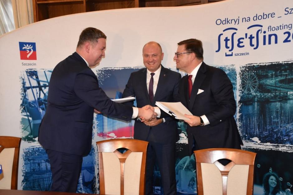Fabryka Wody będzie gotowy do 2022 r. Piotr Krzystek podpisał umowę