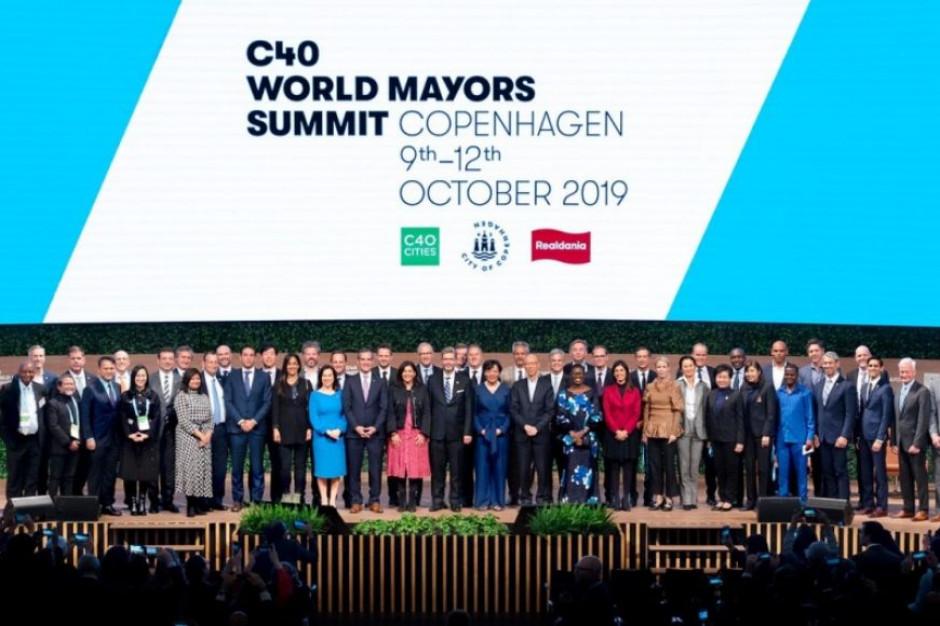 Warszawa sygnatariuszem ważnej deklaracji na szczycie klimatycznym C40