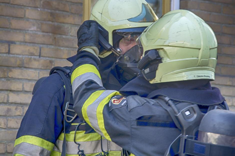 PKW: pożar w lokalu wyborczym w gminie Szubin