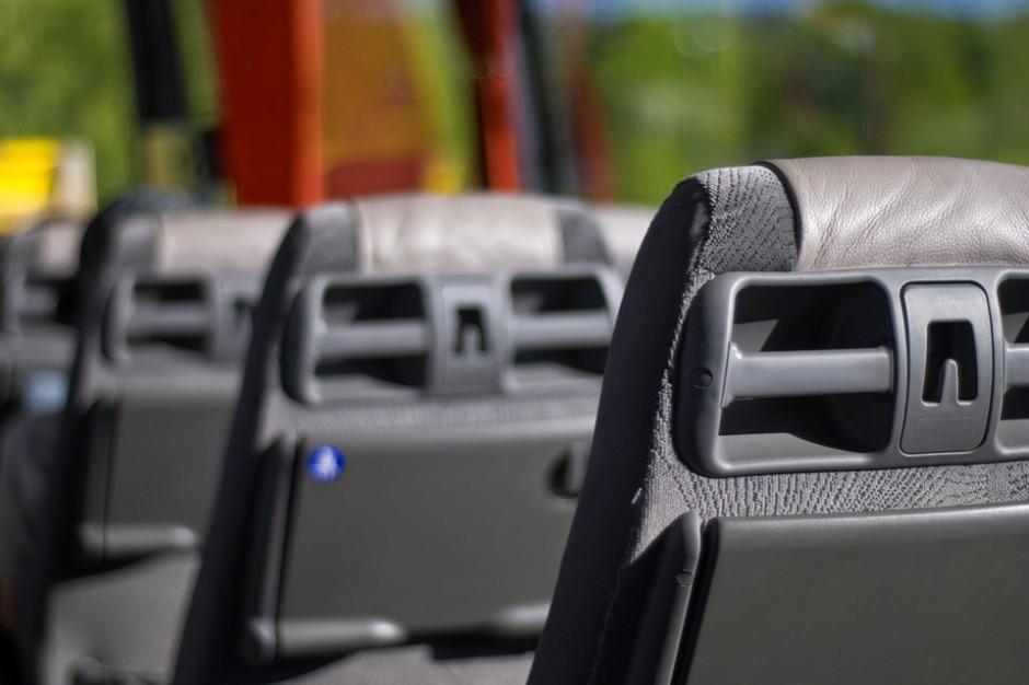 Policja wyjaśnia okoliczności śmierci pasażera miejskiego autobusu